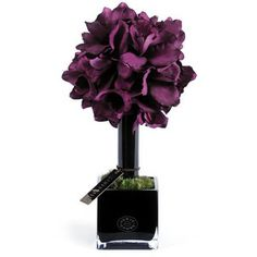 Herve Gambs Purple Couture Orchid Topiary