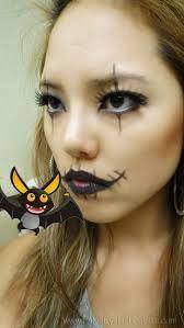 Resultado de imagem para makeup bat kids costume