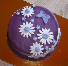Kvetinové | poťahované (marcipánové) domáce Torty - Šurany (Nitriansky kraj)