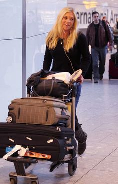 Chelsy Davy Photos: Chelsy Davy at Heathrow Airport