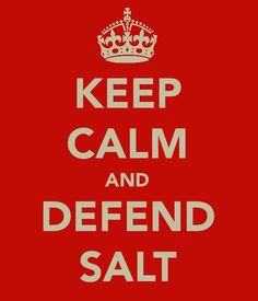 salt lovers - Google Search