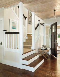 Stair case idea