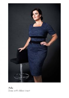 Dea London Fall-Winter 2015-2016 Plus Size Clothes (11)