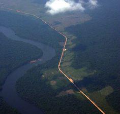 Los sistemas de alerta detectaron la destrucción de 244 kilómetros cuadrados de bosque en Amazonia en octubre, un 467% más que en el mismo mes del 2013