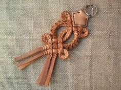 Items similar to Braided Leather Keychain - Traditional Hungarian Sallang Style on Etsy Headstall, Leather Crafts, Leather Keychain, Braided Leather, Horse Stuff, Household, Braids, Traditional, Etsy