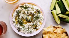 This Is a Yogurt Dip Recipe You'll Want to Tell Strangers About | Bon Appetit