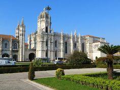 AS MAIS VISTAS (http://on.fb.me/1pvgp9q) ► 30/03/2014 • Mosteiro dos Jerónimos - Belém/Lisboa • José Batista (http://on.fb.me/1hrpO1f)