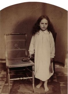 Lewis Carroll's haunting photographs, including the 'real' Alice in Wonderland (1856-1880)   Dangerous Minds