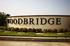 The Woodbridge by Robert Mondavi Winery in Lodi, CA.