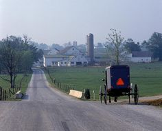 Amish Country, New York State