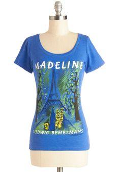Novel Tee in Madeline