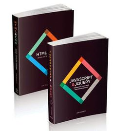Free Ebooks Download: Web Design with HTML, CSS, JavaScript and jQuery S...