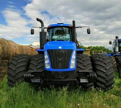 NEW HOLLAND T9030 FWD