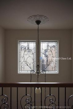 Stained Glass Door, Stained Glass Panels, Large Windows, Glass Doors, Chandelier, Ceiling Lights, Home Decor, Stained Glass Windows, Glass Pocket Doors