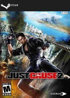 Just Cause 2 (STEAM GIFT) DIGITAL 4,32€