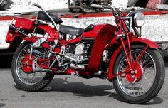 Moto Guzzi Alce 500cc