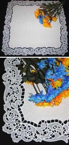 Advanced Embroidery Designs - Elegant FSL Border Set