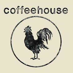 Rooster Coffeehouse logo - well done