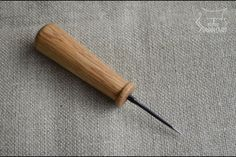 Leatherwork awl
