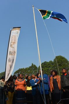 Learners hoisting the national flag at Vleifontein National Flag, Primary School, South Africa, Fun, Travel, Upper Elementary, Viajes, Destinations, Traveling