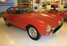 1963 Fiat Ghia 1500 For Sale Front