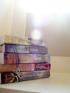 Team Shadowhunters (: is that an iratze to heal my heart after and during these books