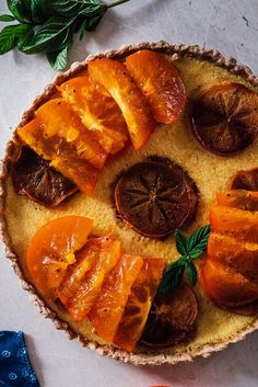 Summer is almost here. Before you know it, farmer's markets everywhere will be filled with summery fresh fruits. Here are 13 fruity tart and cake recipes to help you use all the gorgeous summer...