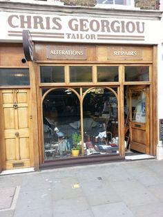 Christ Georgiou's Shop