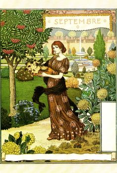 Eugène Samuel Grasset was a Swiss decorative artist who worked in Paris, France in a variety of creative design fields during the Belle Époque. He is considered a pioneer in Art Nouveau design.