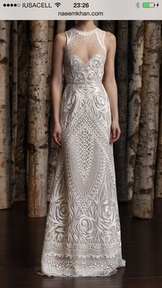 Naeem Khan Spring 2015 Bridal Heart Over Heels Bridal Dresses, Wedding Gowns, Naeem Khan Bridal, Mrs Always Right, Dress Vestidos, Beautiful Gowns, Dream Dress, Bridal Collection, Bridal Style
