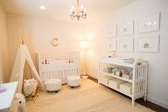 Exclusive: Tour Chriselle Lim's Cozy, Sophisticated Nursery for Daughter Chloe