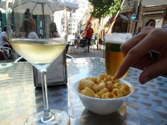 out for a glass of wine in Galicia Spain