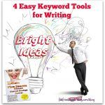 Bright Ideas: 4 Easy Keyword Tools for Writing Make Money Writing, Writing Tips, How To Make Money, Staring At You, Bright Ideas, Self Confidence, All You Need Is, Short Stories, Writer