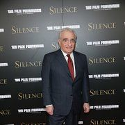 Martin Scorsese at an event for Silence (2016)