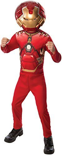 Marvel Iron Man Hulk Buster Costume Set -- To view further for this item, visit the image link.(It is Amazon affiliate link) #LoveForMarvel Marvel Costumes, Comic Costume, Fun Costumes, Iron Man Hulkbuster, Dress Up Wardrobe, Exceed, 4 Years, Costume Design, Marvel Comics