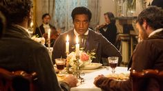 Academy Awards #writingprompt: 12 Years A Slave