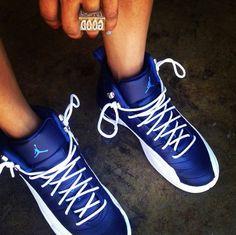 Teyana Taylor's Jordan's :) <3