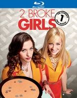 2 Broke Girls: The Complete First Season Blu-ray (2011-2012)