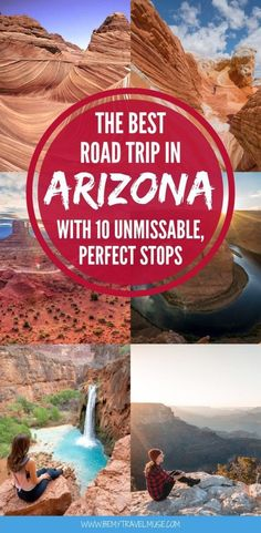 An Awesome Arizona Itinerary
