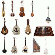 Lute - Greek musical instrument | Greece as paradise | Pinterest ...