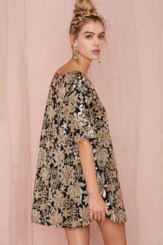 Lovers and Friends Saturday Night Sequin Dress | Shop Clothes at Nasty Gal