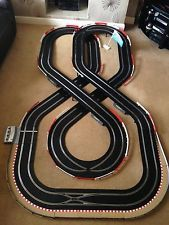 Scalextric Digital Set Large Layout & 2 Digital Cars