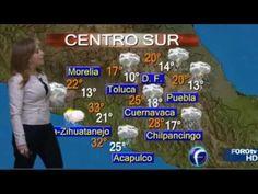 PRONOSTICO DEL TIEMPO MEXICO 25 JUNIO 2014 LLUVIAS INUNDACIONES - YouTube