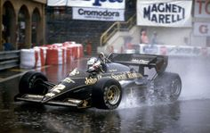 1984 Nigel Mansell, Lotus 95T,