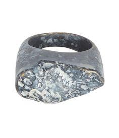 Lava Ring, Women, Jewelry, AllSaints Spitalfields