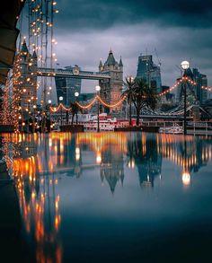 "London Visit on Instagram: ""• Follow @londonvisitof for amazing London photos !!! Tower Bridge 🇬🇧 Photo from: @moumita.paul_ ~ ~ ~ ~ #prettycitylondon…"""