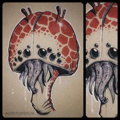 CreatureBox • The sudden fungal outbreak of Slurpulitus left...