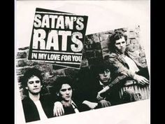 satan's rats - in my love for you