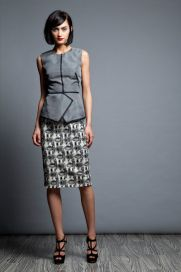 Fashion Designer :: Lela Rose :: Resort 2013 Collection