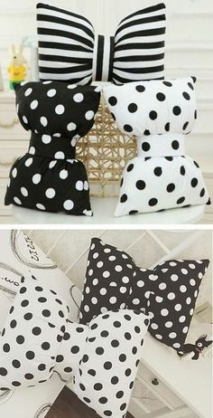 tuto cushion make ribbons cotton material in factors and stripes,  #bowtie #suittie #suitties